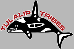 The Tulalip Tribes official logo